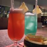 Cocktails in het Eastin Hotel