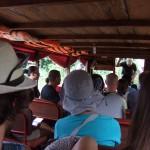 De boot naar Siem Reap (geen aanrader)