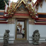 Mooie tempels in Bangkok