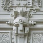 Jugendstil gebouw