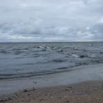Kolka, 2 zeeën komen bijelkaar