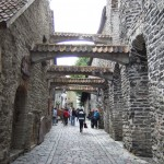 middeleeuwse straatjes