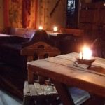 tafeltje bij Olde Hansa