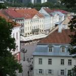 plein in Tartu