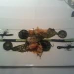 Veel groene kruiden