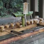 Hier kun je je ritueel wassen voor je naar de tempel gaat