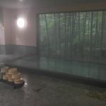 De Onsen van ons hotel