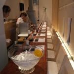 De kokin van Wasabi